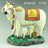 Standbeelden van de God van Polyresin de Hindoese voor de Decoratie van het Huis