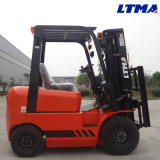 Mini Forklifts Diesel van 1.5 Ton Vorkheftruck voor Verkoop
