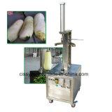 自動野菜パパイヤの皮のピーラーのカボチャ皮の処理機械