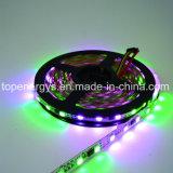 Striscia della trasmissione continua SMD5050 RGB LED di punto di rottura del segnale