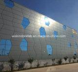 Prefab стальное здание в низкой стоимости (BV, SGS)