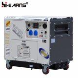 портативный малый супер молчком тепловозный комплект генератора 2-5kw (DG6500SE-N)