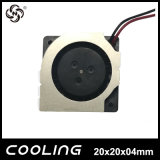 La refrigeración de PM2,5 Haze Máscara o equipo de Mini Bar El ventilador de 20x20x04mm