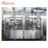 Máquina de relleno y que capsula que se lava 3in1 para el jugo de consumición