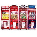 호화스러운 영국 작풍 장난감 기중기 동전에 의하여 운영하는  게임 기계 상품  게임 기계