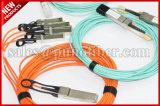300 medidores de cabo ótico ativo de 40G SFP+ 10G SFP+