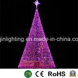 LEIDENE van de LEIDENE Decoratie van Kerstmis Kerstboom