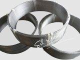 Gr2 collegare di titanio industriale 5mm diametro e rivestimento marinato