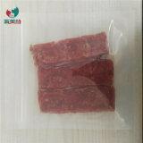 Tiras de puré de carne comer por mascotas