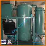 油圧オイルおよびタービンオイルのための真空オイル浄化のプラント