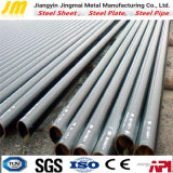 Encanamento soldado redondo da tubulação de aço da produção S235/S275jr da tubulação de aço