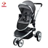 Carrinho de criança de bebê de três rodas de pouco peso