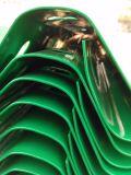 Barandilla verde de capa sumergida caliente de GB/T 31439.1-2015