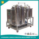 Macchina di depurazione di olio per l'olio resistente al fuoco dell'estere del fosfato