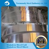 Tira del acero inoxidable de la alta calidad 409 Hr/Cr del fabricante