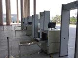 Examen des bagages de la machine à rayons X