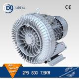 Anillo de aluminio de alta presión eléctrica ventilador/bomba de vórtice