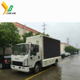 Pubblicità dei veicoli con il tabellone per le affissioni alimentato solare del LED