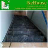 Rápidos fáciles instalan el hogar prefabricado del bajo costo para alquilar