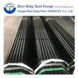 API 5L'A106/A53 gr. B A179/A192 X42 X52 ST37 S52 tuyau sans soudure en acier (pipeline tuyau)
