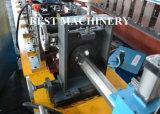Rolo Octagonal da tubulação da função de Salte da porta do rolo que dá forma à máquina