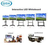 Multi-Toccare la scheda bianca interattiva di formazione di Digitahi del calcolatore astuto di Windows per l'aula multimedia
