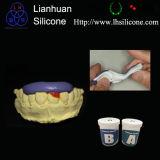 Impression en silicone de grade alimentaire inodore matériel pour soins dentaires et de silicone JOINT SILICONE Putty
