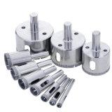 16ПК алмазных коронок с покрытием основной пилы для установки съемника для снятия лака инструменты