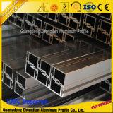Extrusões de alumínio personalizado para o slot V Industrial perfil de alumínio