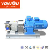 Food Grade Stainless Steel Rotor Lobe Pump, Juice Pump, Milk Pump and Sanitary Pump for Chocolate