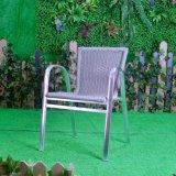 Patio al Aire Libre Home Hotel Jardín de la Oficina de la oxidación de aluminio Rattan Silla (J838)