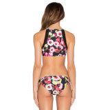 Sexy Beach низкой талии женщин взять с собой купальник купальник купальный костюм из двух частей линии бикини