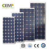 Il modulo solare monocristallino 110W, 140W, 150W, 190W di Cemp offre 25 anni di garanzia dell'uscita