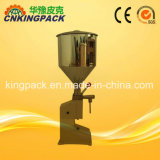 Kingpack pequeño Manual Pegar Máquina de Llenado