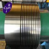 7mm - 350mmの幅201/202/304 316はコイルのステンレス鋼のストリップを冷間圧延した