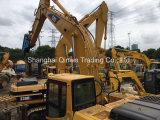 Bom preço segundo lado a Caterpillar 330BL coveiro da escavadeira com um martelo demolidor hidráulico
