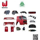 pièces de rechange Sinotruk HOWO Camion pédale en aluminium