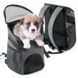Custom Polyester Breathable Software-Sided Outdoor Travel Dog Fart Backpack Carrier