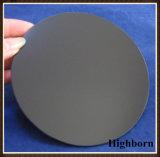 De hittebestendige Zwarte Ceramische Plaat van het Glas voor het Koken van de Inductie