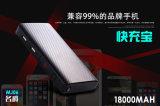 2017 de mobiele Bank 18000mAh van de Macht, de Banken van de Macht en Laders USB