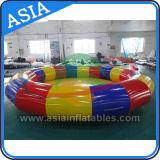 Barco da placa de 12 pessoas; Barco inflável da placa do disco para o arrendamento