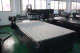 Router elicoidale di CNC dell'incisione del legno della cremagliera e del pignone della Tabella approvata dei morsetti del Ce di Ezletter (MW-103)