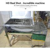 Tipo de ranhura de venda máquina de mistura quente com polimento para alimentos