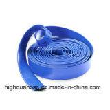 Boyau de l'eau de PVC à haute pression Layflat d'aspiration et de débit