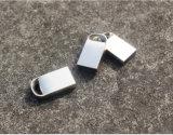 De mini Draagbare Schijf van de Flits USB, Vrije de Stok van het Metaal USB maakt Embleem