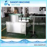 Semi-automatique de bouteille d'eau minérale Unscrambler Machine