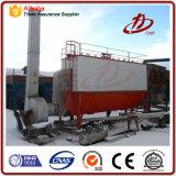 Eliminación del polvo Systen modificado para requisitos particulares para la planta del asfalto
