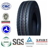 13r22.5 12r22.5 todo el acero radial TBR del neumático del carro del uso de la posición