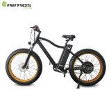 سمينة إطار ثلج كهربائيّة درّاجة لأنّ جبل تمرين عمليّ
