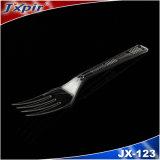 Motif décoratif poignée JX123 poids léger de la vaisselle jetable